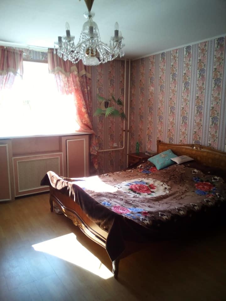 Уютный дом с хорошим участком