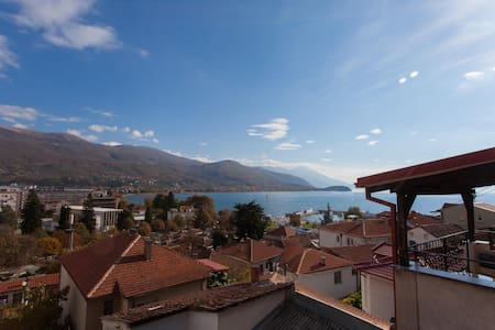 Villa Stefanija - great lake view