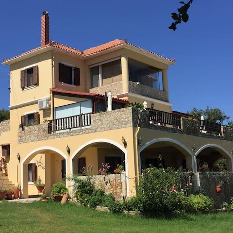vervekis Apartmens-Fiskardo Kefalonia - Mesovounia - Lägenhet