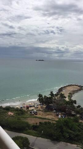 PAMPATAR FRENTE AL MAR/OCEAN VIEW/VISTA AL MARE