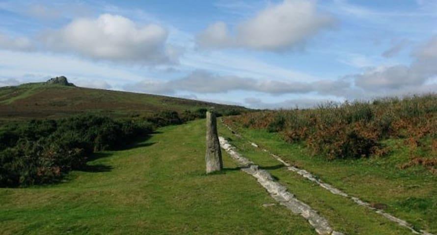 Dartmoor on your doorstep - Haytor - Byt