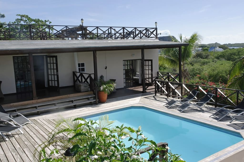Curavilla, a lovely quiet luxurious holiday complex