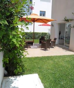 Coquette villa,piscine, jardin à 10min de la plage - Hammamet Sud