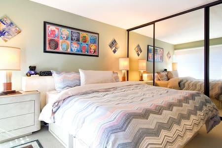 PALM SPRINGS 1 BEDROOM/1 BATHROOM - Palm Springs - Bed & Breakfast