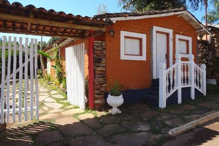 Charmosa casa rústica - Pirenópolis - Talo