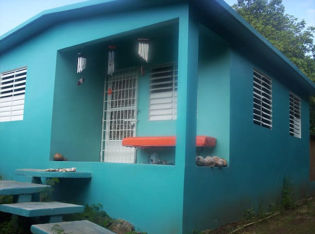 Vieques Cottage  Casa Flor de Agua - Esperanza - 一軒家
