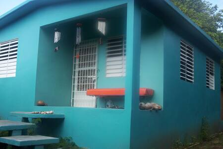 Vieques Cottage  Casa Flor de Agua - Esperanza - Dom