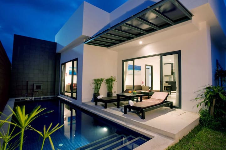 ROMANTIC Luxurious Villa Candareen  - Thalang - Casa