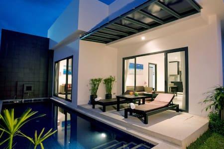 ROMANTIC Luxurious Villa Candareen  - Thalang