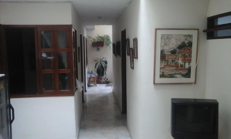 Ambiente familiar en Jamundi