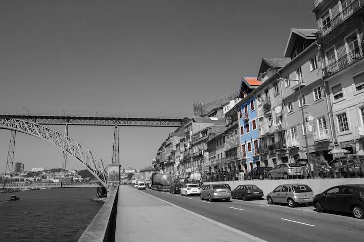 Ribeiraflat mostaza - Porto - Apartament