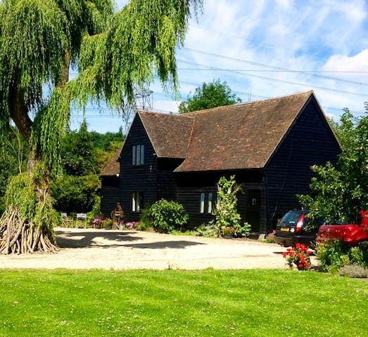 Burntwood Barn, near Saffron Walden