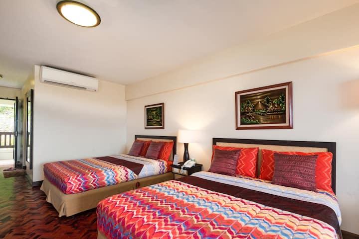 Hotel Room for Rent in Boracay near Puka Beach