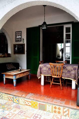 Quarto em casa linda e grande no Leme - Rio de Janeiro - Bed & Breakfast