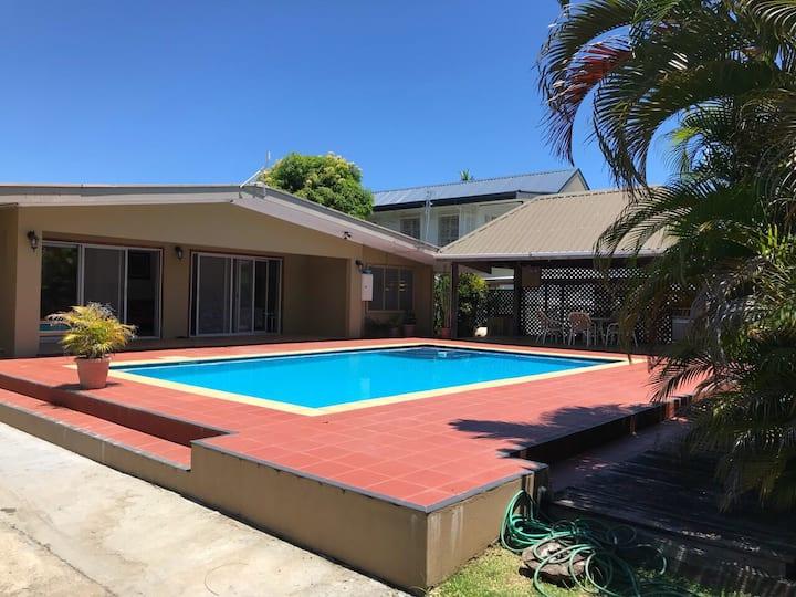 Villa Nasoso, Your Home away from Home