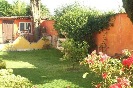 L'OASI DI OSTIA ANTICA SUITEJASMINE - Acilia-castel Fusano-ostia Antica - Bed & Breakfast