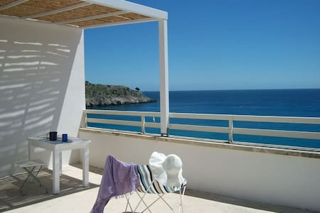 Holidays house Castro Marina  - Castro Marina - Appartement