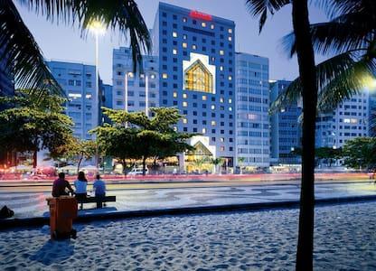 Suite in front of Copacabana Beach - 里約熱內盧