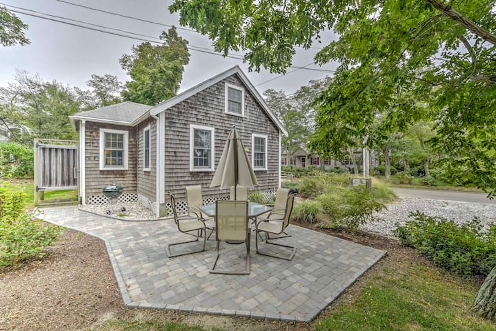 NEW! 2BR Eastham Cottage 100 Yards to Cape Cod Bay!