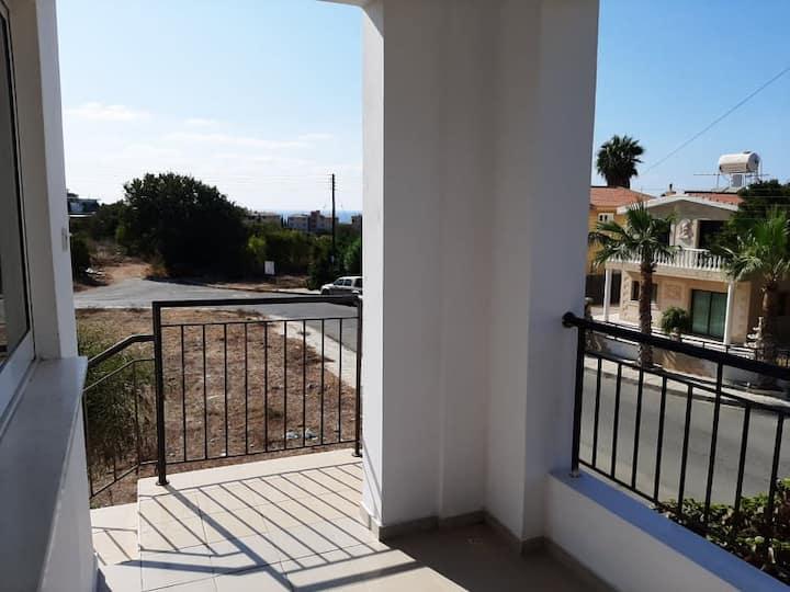 """Oxana 104"" - 2 Bedroom apartment with balcony"