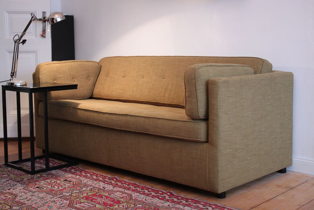 New  Double Sleeping bed- Schlafsofa