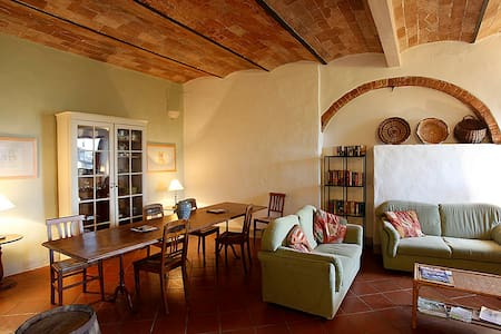 Large ApartmentI with pool -Chianti - San Casciano In Val di Pesa