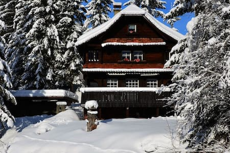 Cozy Holiday-Chalet in Sörenberg - Flühli