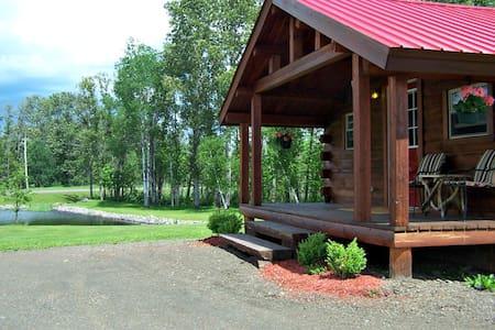 Cabin #1 - Pond Brook Cabins - Eagle Lake, ME