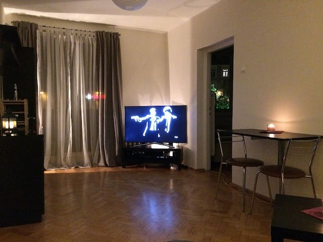 Gdynia downtown location 2 rooms