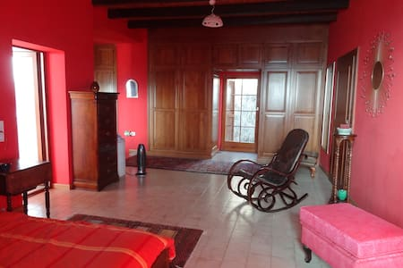 Private triple room - Castellino Tanaro