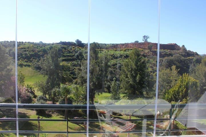 Precioso apartamento en el golf - Alhaurin el grande - Leilighet