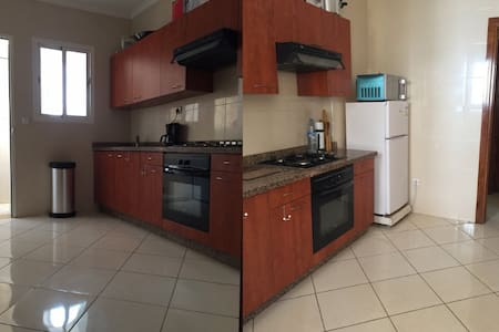 Nice and quiet guarded holiday apartment - Agadir - Wohnung