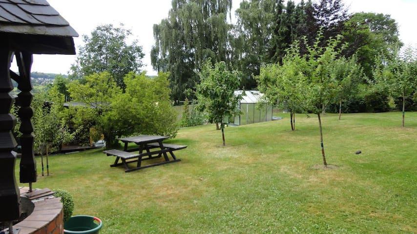 Wald-Appartement, Ruhe, tierlieb, gute Luft Natur