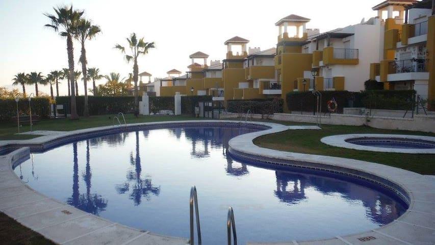 Fantastic Apartment near Vera, Spain - Sleeps 4 - Vera - Huoneisto