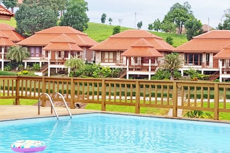 Holiday House at Thaongsathit Hill Resort Khao Yai - Pak Chong - Ev