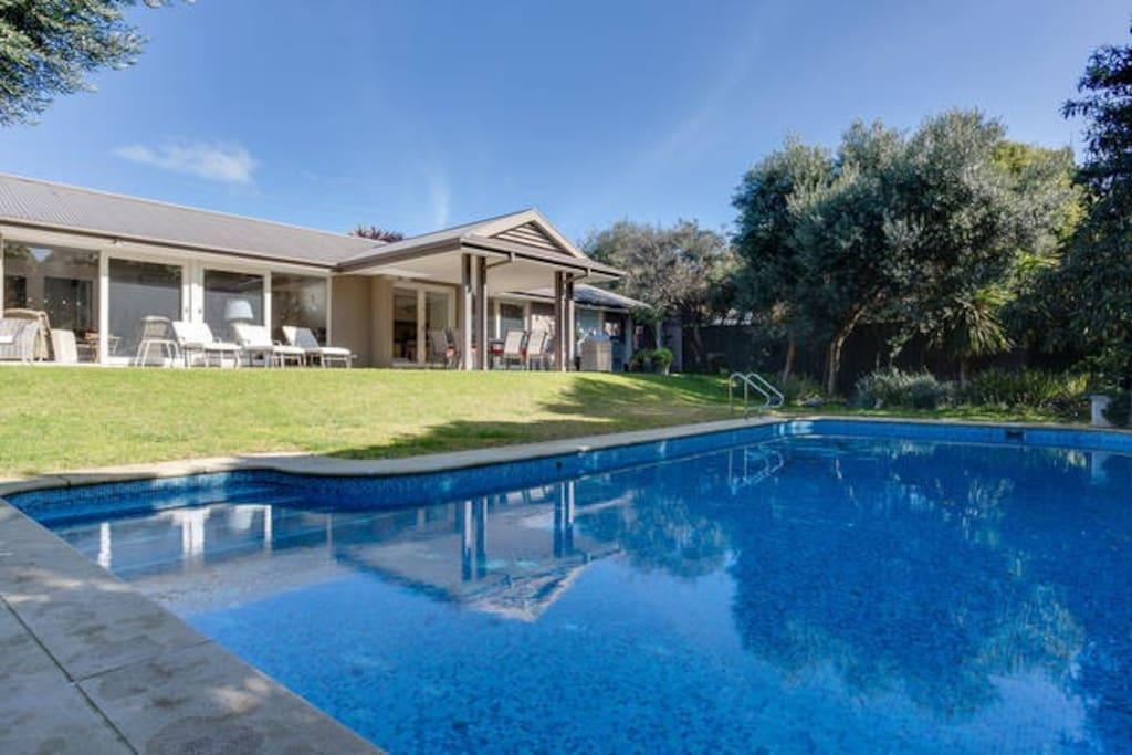 Beach House Rentals Sorrento