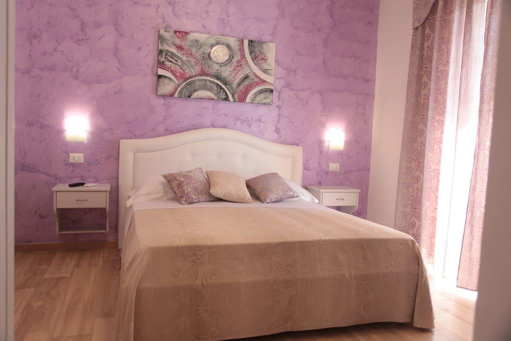 Bedroom Amethyst