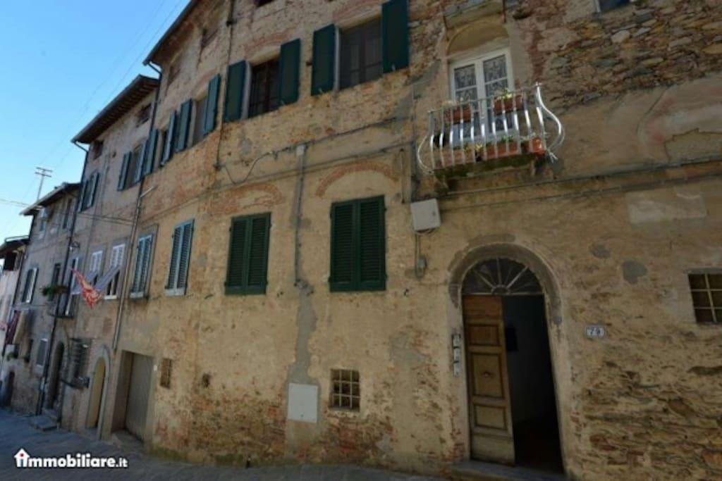 """Welcome to """"casa vacanze il Mossiere"""""""