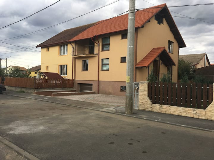 Casa in zona linistita, Campia Turzii