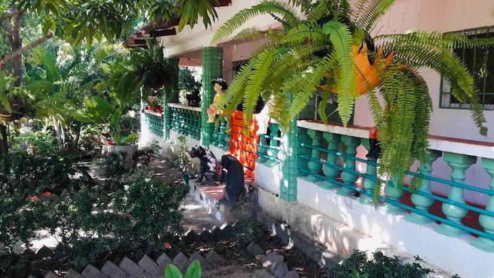 Casa De Campo Sunshine Garden Masinga Santa Marta