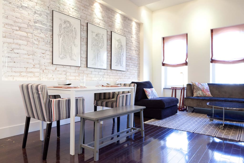 1 Bedroom Suite In Harlem Family Townhouse Houses For Rent In New York New York United States