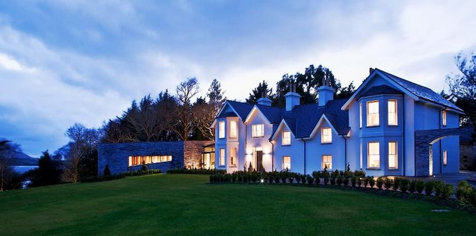 5 Star Lodge, Caragh Lake, Co. Kerry