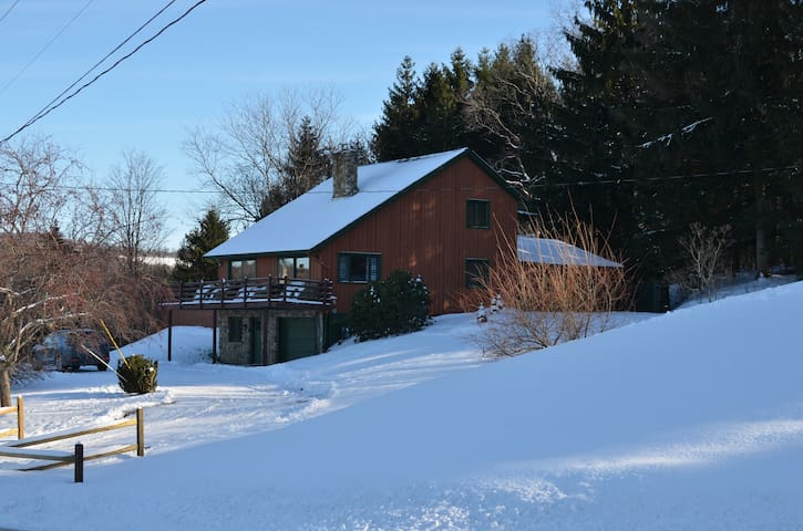 Chalet/Cabin  near Ellicottville-West Valley NY