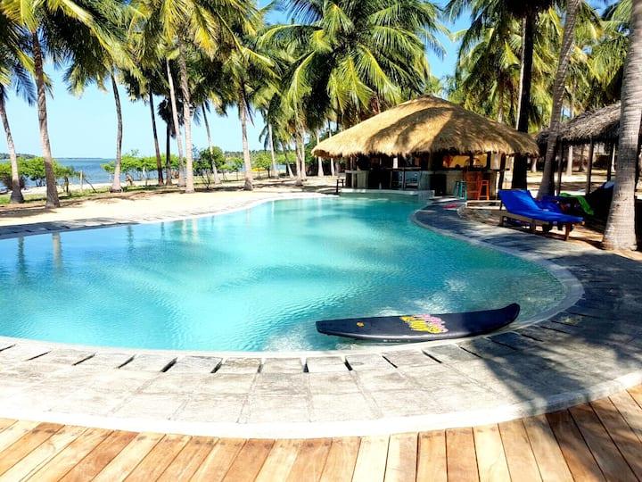 3 Bedroom Comfy Private Villa At Kite Lagoon