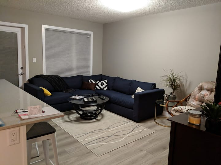 Shared Edmonton Duplex