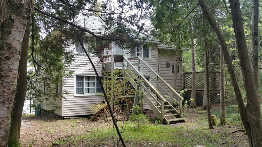 Whiskey Island Cottage