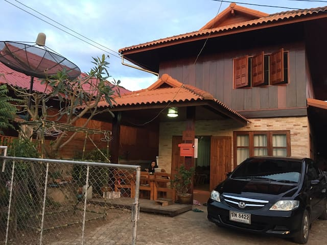 Our homestay feels like home