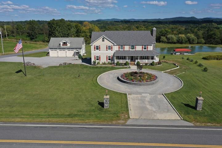 Saratoga Farm Country