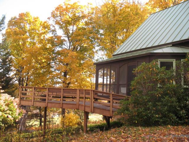 Woodland Retreat in Maple Sugarbush, EV