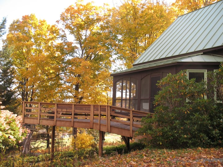 Woodland Retreat in Maple Sugarbush, EV